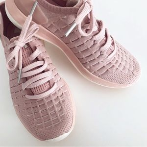 NWOT Under Armour Sneakers in Blush Colour